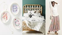 12 of the best sales items to buy from Anthropologie's new online outlet