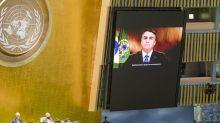 "Bolsonaro ""avergüenza"" a Brasil dicen ONG tras discurso ante la ONU"