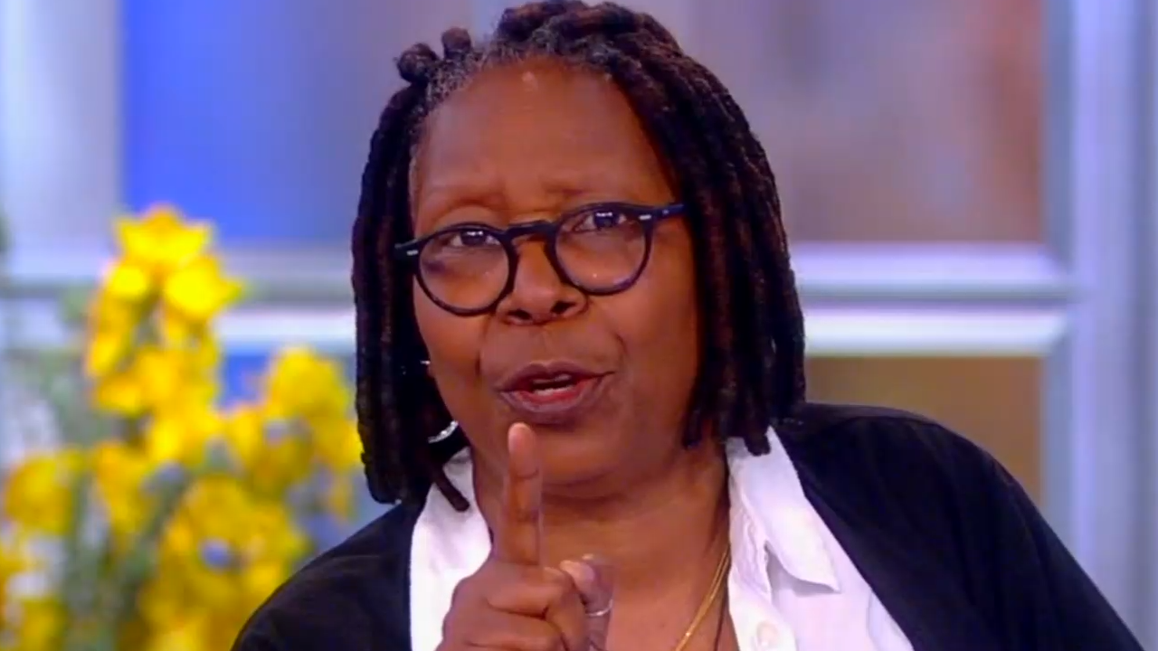 """984c5f4d8 'The View's Whoopi Goldberg Blasts Roseanne Barr: """"You Did This To Yourself"""""""