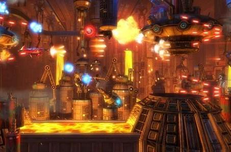 Sine Mora takes flight on PS Vita 'soon'