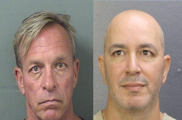 Four men linked to Mugshots.com have been charged with extortion