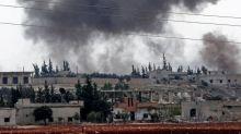 Syrie: la coalition anti-Daesh fait des dizaines de morts, dont des enfants