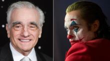 Martin Scorsese explains why he opted out of producing 'Joker,' addresses Marvel comments