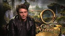 "Stars talk ""Oz The Great and Powerful"""