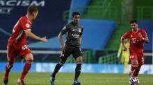Foot - L1 - OL - Thiago Mendes (OL) victime d'un accident de voiture