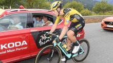 Tour de France - Tour de France: Wout Van Aert (Jumbo-Visma) s'en tire bien