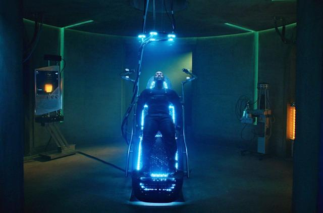 'Altered Carbon' season 2 teaser shows Anthony Mackie as the 'new' hero