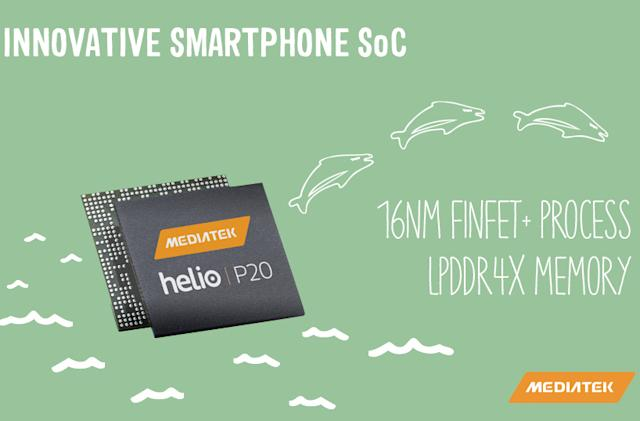MediaTek's octa-core mobile chip focuses on efficiency