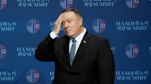 North Korea Seeks Pompeo's Removal From Talks, Tests New Weapon