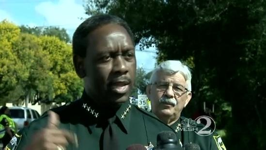 Uncut: Sheriff gives update after shooting