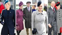 Zara Tindall flew the flag for British design with her enviable Cheltenham Races wardrobe