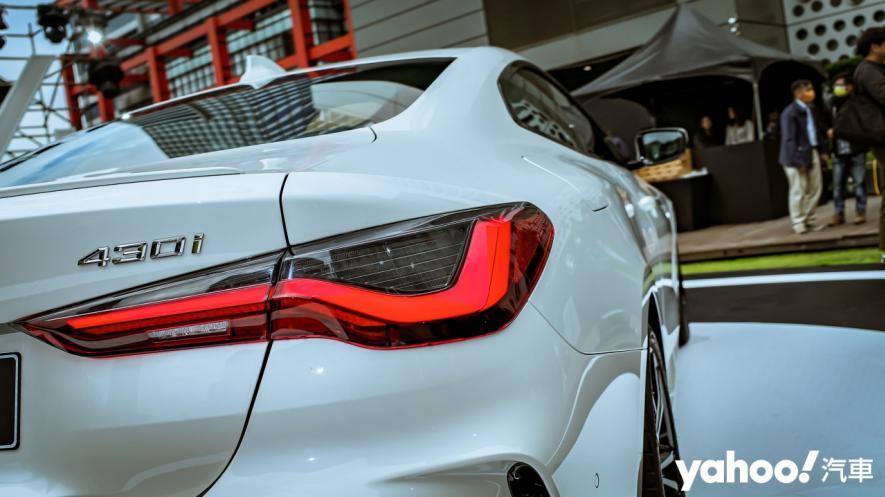 全集中呼吸法-肺之呼吸!2021 BMW 4-Series 236萬起登台上市! - 7