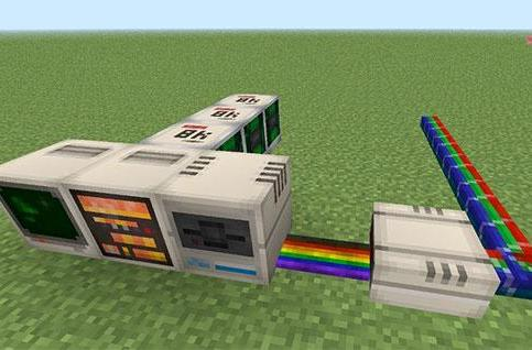 Minecraft mod adds programmable 8-bit computer, lacks cassette deck (video)