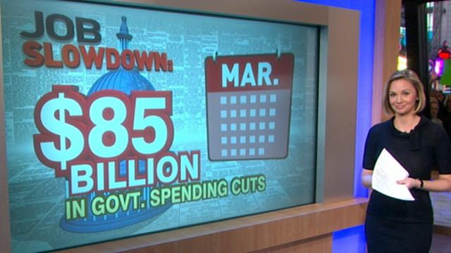 Are Government Spending Cuts Hurting the Job Market?