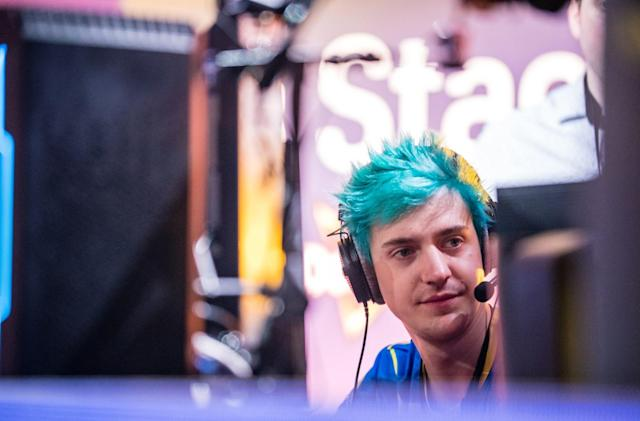 EA reportedly paid Ninja $1 million to stream 'Apex Legends'