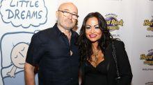 Phil Collins foi expulso da própria mansão, ocupada pela ex e novo companheiro