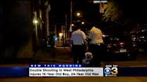 Shooting In West Philadelphia Sends Two To The Hospital