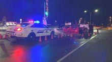Demonstrators backing Wet'suwet'en hereditary chiefs spend the night at Confederation Bridge