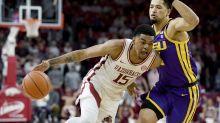 Arkansas guard Mason Jones declares for NBA draft