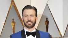 Chris Evans looking forward to becoming a father