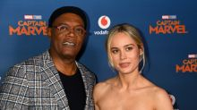 Samuel L. Jackson and Brie Larson Sang 'Shallow' and It's Clear They Make a Dynamic Duo