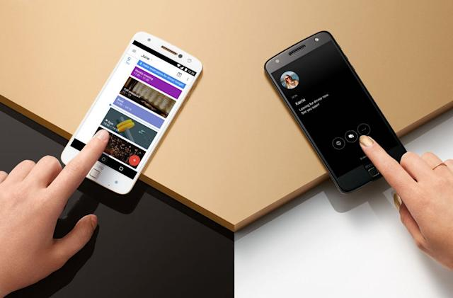 The £499 Moto Z and Moto Mod accessories come to the UK