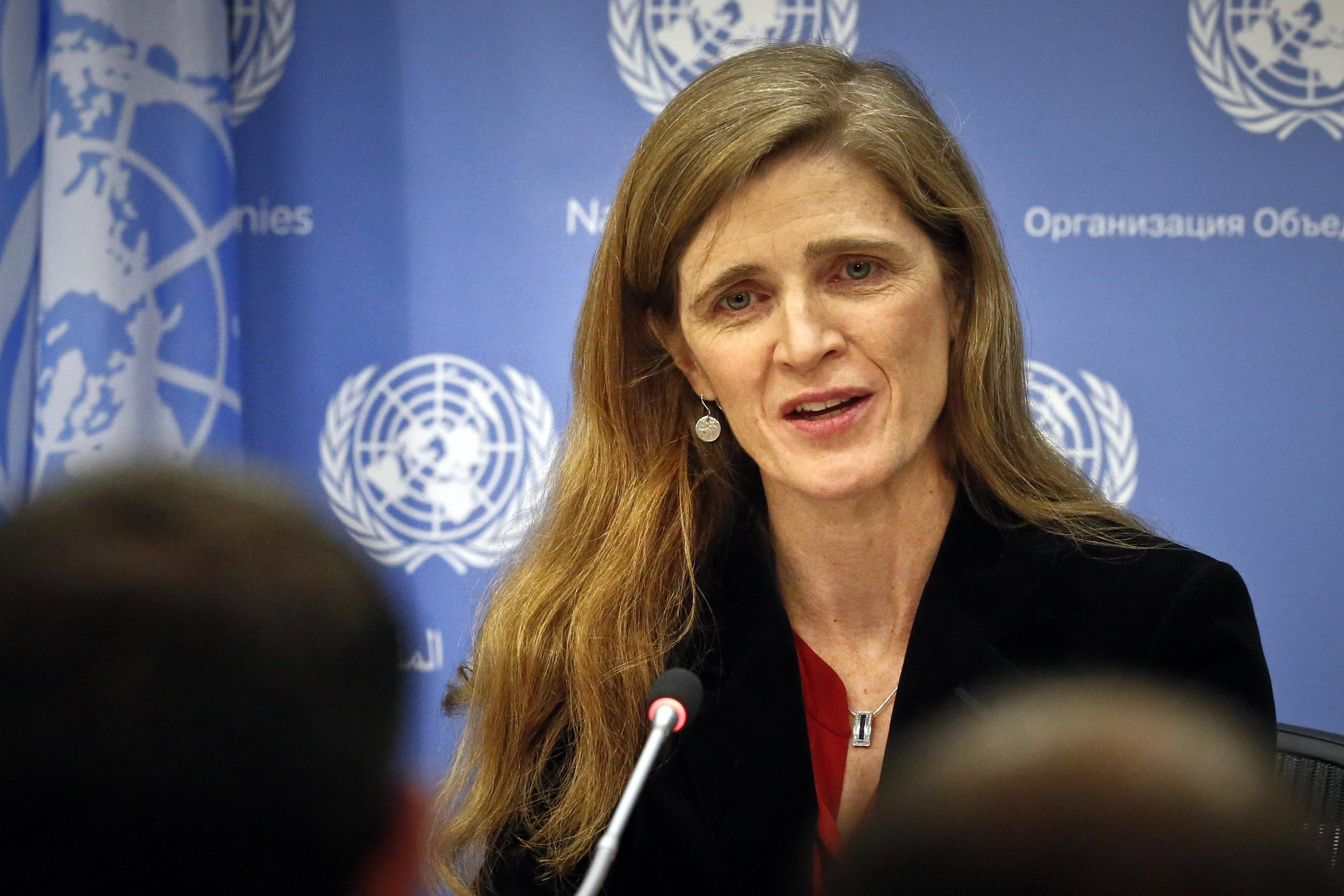 Biden to nominate Samantha Power to lead foreign aid agency