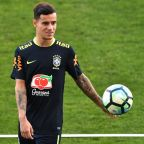 Liverpool's Klopp keeps peace with want-away Coutinho