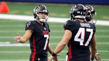 Falcons sign K Elliott Fry with Koo hobbled by groin injury
