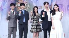 [MD PHOTO] 車銀優申世景等出席MBC新劇《新入史官具海玲》發佈會