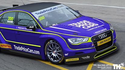 New Trade Price Cars team to take on AmD's Audi S3 BTCC cars in '19