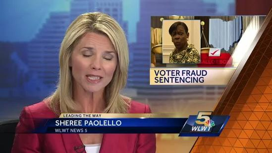 Poll worker gets 5-year sentence for voter fraud