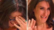 Masterchef: Paolla Carosella cai no choro após eliminação