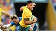 Red-hot Folau back to best with Wallabies