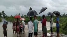 Heavy rain lashes 6 districts of Odisha, 500 people in 12 villages shifted to cyclone shelters