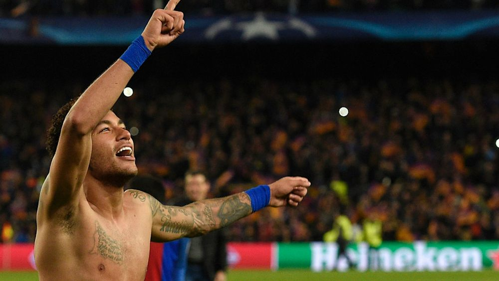 El padre de Neymar viajaría a París esta semana