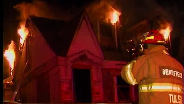 Firefighters battle two more overnight fires
