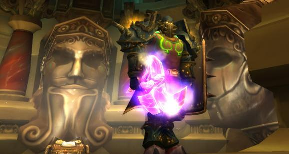 Warlords of Draenor: Tank changes