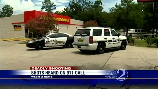Woman, suspect dead after shooting at auto parts store