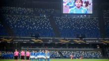 Napoli honour Maradona with Europa League win over Rijeka