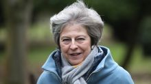 Theresa May fails to rule out delaying Brexit as defeat on Brexit deal looms