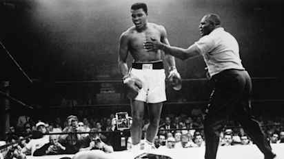 Muhammad Ali: The boxing great's defining moments