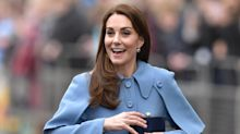 Duchess of Cambridge admits to feeling 'very broody' during Northern Ireland visit