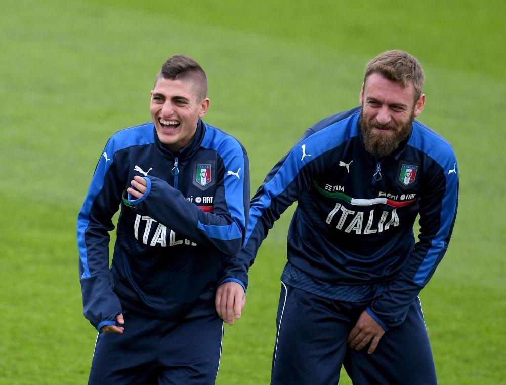 "Italie, Ventura : ""Verratti est un atout indispensable"""
