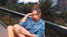 Anitta revela que pensa em parar de cantar em 15 anos: 'Não me vejo fazendo isso até os 40'