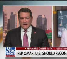 Fox News Host Quickly Moves On After GOP Rep. Says Tlaib 'Hates Jews More Than She Likes Her Grandmother'