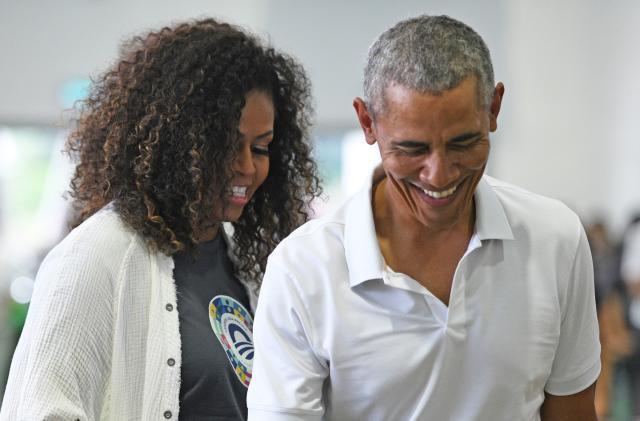 The Obamas will headline YouTube's graduation ceremony