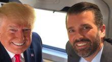 """Las muertes del Covid-19 se han reducido a casi nada"": Donald Trump Jr."