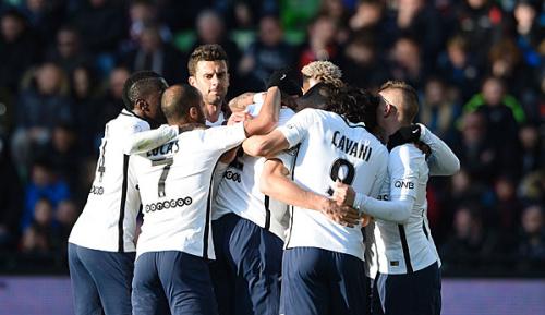 Ligue 1: 31. Spieltag: Matuidi wahrt Pariser Titeltraum