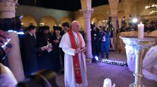 Thousands of Egypt Catholics gather for Pope mass